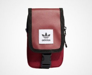 "adidas - Bolsa Shoulder Map ""Burgundy"""
