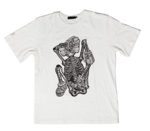 "ORIGINAL FAKE - Camiseta Kaws ""White"""