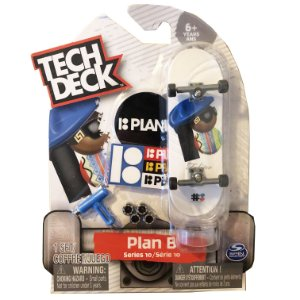 TECH DECK - Fingerboard Skate Plan B Series 10
