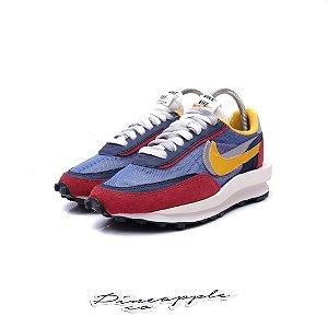 "Nike LD Waffle x sacai ""Blue Multi"" -NOVO-"