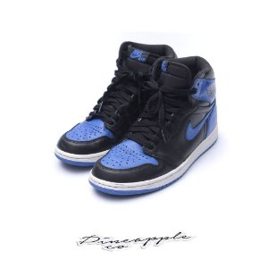 "Nike Air Jordan 1 Retro ""Royal"" (2017)"