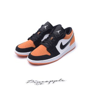 "Nike Air Jordan 1 Low ""Shattered Backboard"""