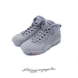 "Nike Jordan 10 Retro ""Cool Grey"" (2018)"