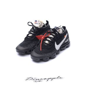 "Nike Air VaporMax x OFF-WHITE ""Black/White"" -USADO-"