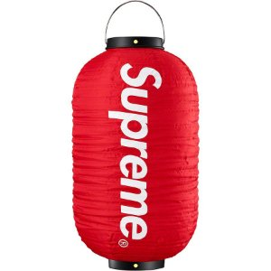 "SUPREME - Lustre Hanging ""Red"""