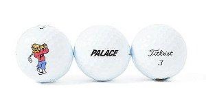 PALACE -  Kit com 3 bolas de golf PRO V1