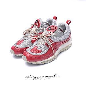 "Nike Air Max 98 X Supreme ""Red"""