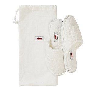 """Supreme x Frette Chinelo Slippers """"White"""""""