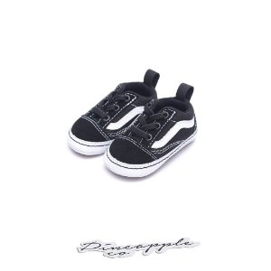 "Vans Old Skool ""Black/White"" (infant)"
