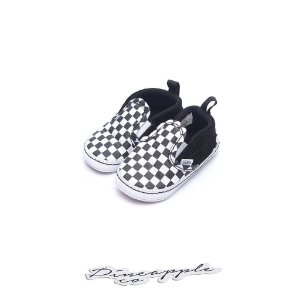 "Vans Slip-On Checkerboard ""Black/White"" (infant)"