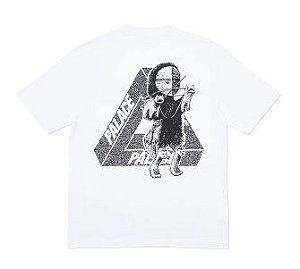 """PALACE - Camiseta U Figure """"White"""""""
