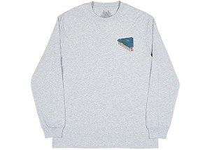 "PALACE - Camiseta Palazzo ""Grey"""
