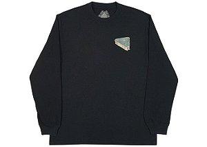 "PALACE - Camiseta Palazzo ""Black"""