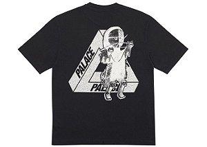 """PALACE - Camiseta U Figure """"Black"""""""