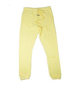 """FOG - Calça Essentials Logo """"Yellow"""""""