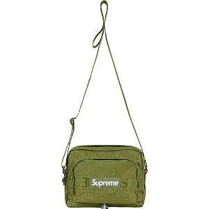 """SUPREME - Bolsa Shoulder SS19 """"Olive"""""""
