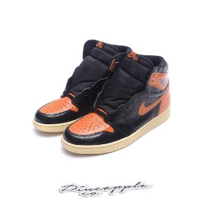 "Nike Air Jordan 1 Retro ""Shattered Backboard 3.0"" -NOVO-"