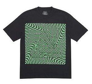 """PALACE - Camiseta Mash Eye """"Black"""""""