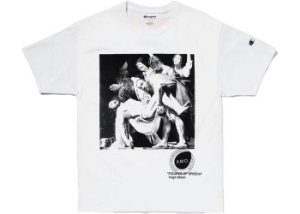 "Virgil Abloh x MCA Figures of Speech - Camiseta Pyrex Caravaggio ""White"""