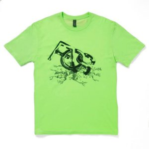 "Virgil Abloh x MCA Figures of Speech - Camiseta FOS ""Green"""