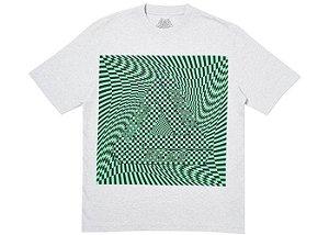 """PALACE - Camiseta Mash Eye """"Grey"""""""