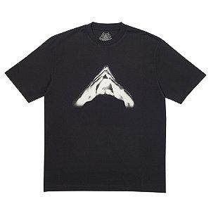"PALACE - Camiseta Open Doors ""Black"""