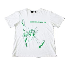 "VLONE - Camiseta Liberty Statue- NYC Pop Up ""White"""