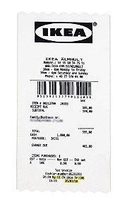 """IKEA x VIRGIL ABLOH - Tapete """"RECEIPT"""""""