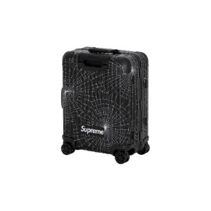 "Supreme x RIMOWA - Mala Cabin Plus ""Black"""