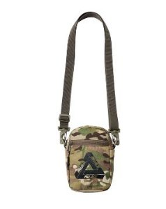 "PALACE - Bolsa Shoulder Multicam Tech Camo ""Green"""