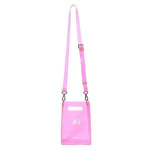 "NANA-NANA - Bolsa A5 ""Neon Pink"""