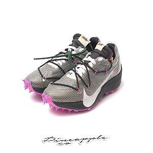 "Nike Vapor Street x Off-White ""Black/Laser Fuchsia"""