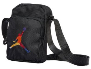 "NIKE - Bolsa Shoulder Rivals ""Black"""