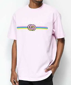 "ODD Future - Camiseta Eternity Donut Bar ""Pink"""