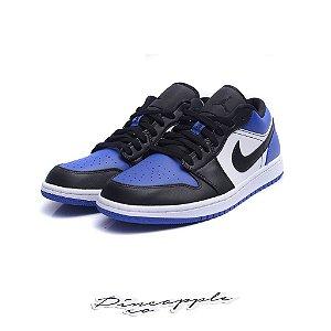 """Nike Air Jordan 1 Low """"Royal Toe"""""""