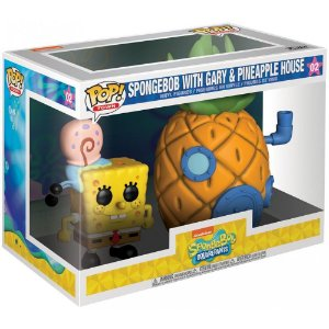 FUNKO POP! - Boneco Spongebob With Gary #02