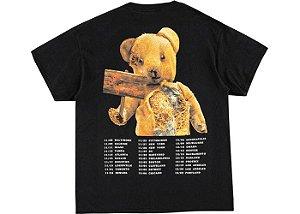 "TRAVIS SCOTT - Camiseta Teddy Bear ""Black"""