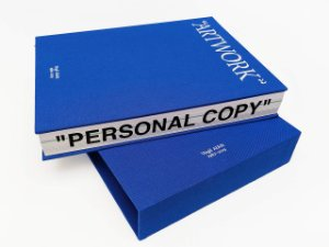 VIRGIL ABLOH - Livro Figures of Speech (Special Edition)