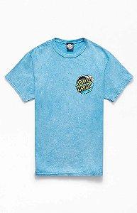 """SANTA CRUZ - Camiseta Wave Dot """"Slate Blue"""""""