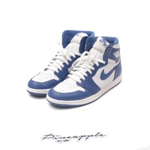 "Nike Air Jordan 1 Retro ""Storm Blue"""