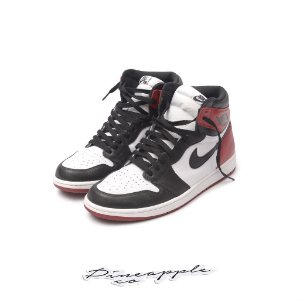 "Nike Air Jordan 1 Retro ""Black Toe"""