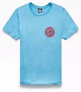 "Santa Cruz - Camiseta Kaleidot ""Light Blue"""