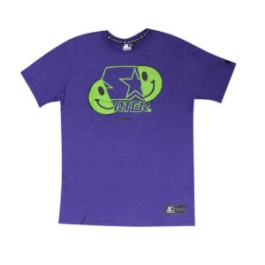 "SUFGANG x Starter - Camiseta Smile ""Purple"""