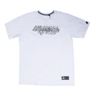 "SUFGANG x Starter - Camiseta Embroidered ""White"""