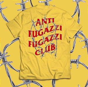 "YEEZY BUSTA - Camiseta Anti Fugazzi Club Barbara ""Yellow"""