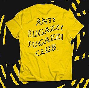 "YEEZY BUSTA - Camiseta Anti Fugazzi Club Misprint ""Yellow"""