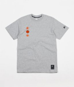 """SUFGANG x Starter - Camiseta QR Code """"Grey"""""""
