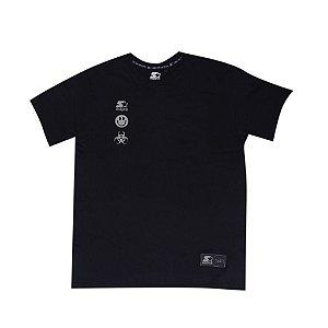 """SUFGANG x Starter - Camiseta QR Code """"Black"""""""