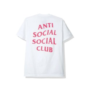 "Anti Social Social Club x  Be@rbrick - Camiseta Puzzle ""White"""