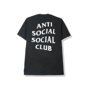 "Anti Social Social Club x Be@rbrick - Camiseta Puzzle ""Black"""